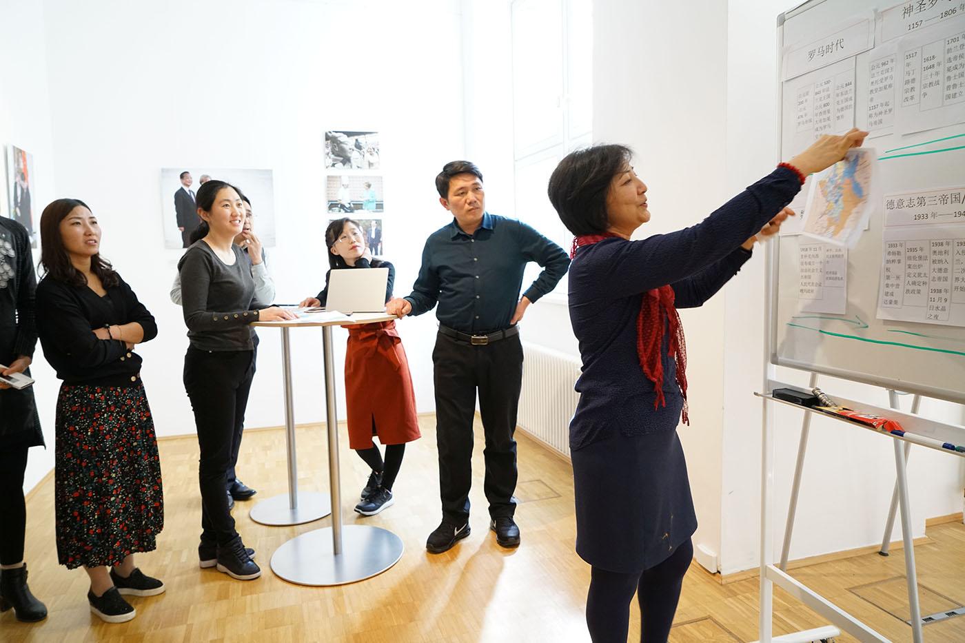 Bildungsbrücke - Für Pädagogen – 对教育工作者而言 Chinesische Schüler*innen und Studierende sind ein fester Bestandteil der deutschen Bildungslandschaft geworden.