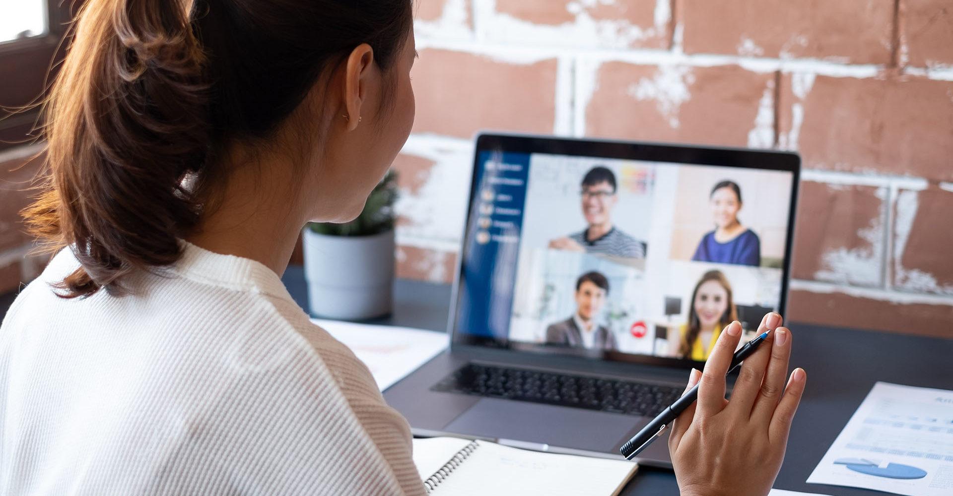 Bildungsbrücke Online Gespräche