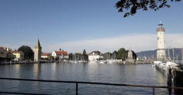 Lindau Bodensee Bildungsbrücke